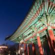 釜山タワーメディアファサード本格スタート