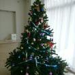 クリスマスツリー(^^)