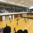 近畿大会ハンドボール部 準決勝