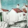 1351.カステロ・デ・ヴィデの町角