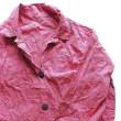 パリつれづれなるまま に買い付け-1526/inconnu robe de travail à carreaux rouges&blancs