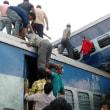 インド北部で列車が脱線、23人死亡 64人負傷