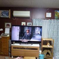 60吋4K対応液晶テレビ