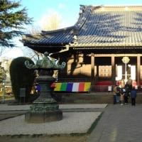 ちょっと慶喜さんを想い出して上野寛永寺へ