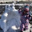【雪】銀世界〜!