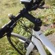 KhodaaBloomのRAIL 700というクロスバイクで初めて出勤しました