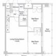 『長者丸エリアの人気都市型マンションシリーズの最上階・角部屋住戸です!!』