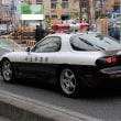 埼玉県警RX7レーダーパト発見