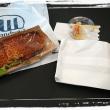 グルメ報告・その2066:ダブルサンドイッチ