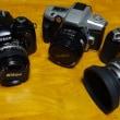◎最後のフィルムカメラを集めてみた。