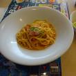 ジョナサン ★紅ずわい蟹のアメリカンソーススパゲッティ