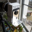 今日は穏やかな天気だそうだ・・・  - ネットワークカメラをデジスコに -