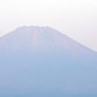 今朝の赤富士 2017.9.21.(木)