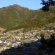 明神山が白く・・・!