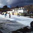 11月19日(日)のイエティ滑走レポート…天気は曇り時々晴れ.コース幅は広がったけど,混み気味