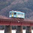 1月2日(正月休み)の由良川橋梁