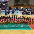 Vリーグ観戦(久光製薬 vs 東レ)