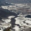 尾瀬至仏山期間限定雪山ハイキング