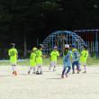 練習試合の試合日程(U7・園児)
