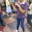 英語の踊りでアンコール