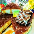 [小樽]今年のバレンタインはプリンケーキでした。