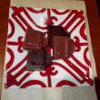 銀座エルメス本店:bagの形のチョコレート可愛い。