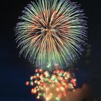 7月のカバー画像「鎌倉花火大会」