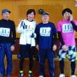 会員が記念継走大会に参加   石川県支部