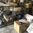またバイク作りが入りました