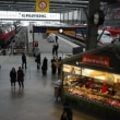 ミュンヘン2011 1月 駅