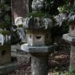 可愛い石灯籠