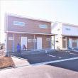 『NAGI sotobo (Nagaya shop/Apartment®128/Guest House/Isumi) 』は本日より、玄関ポーチの左官工事(モルタル仕上げ)入りました!