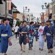 川越百万灯夏まつり  2017