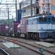 直流電気機関車 EF65-2063【武蔵野線:西国分寺駅】 2018.APR(26)撮り鉄 車両鉄