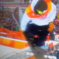 湘南は12℃超 盛岡は大雪中 ショーンホワイトと平野君の天才対決(11歳差) 女子ホッケー日本と合同チーム大戦中
