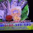 6/23・・・旅サラダプレゼント(本日正午まで)