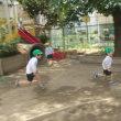 みどり 4歳児 泥んこ遊び