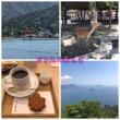宮島と弥山と厳島神社