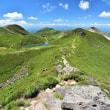 夏のくじゅう連山からp21(D810、18-35mm)中岳からの眺望