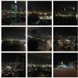夜景も素敵でした。