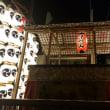祇園祭・後祭 浄妙山のご神体はマンションのエントランスに鎮座する