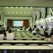 後見人養成講座2日目、かくて駒場900番教室は夕日に染まった!