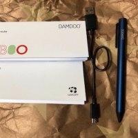 【WACOM】スタイラスペン『Bamboo Tip』到着♪(iOS/Android)