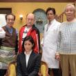 TBS金曜ドラマ『メゾン・ド・ポリス』が人気です。流山市社会福祉協議会ツイッターより