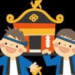 本日 夏祭り~相模原市緑区・青野原 国道413号そば (お祭り用品・高城商店)