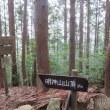 三ツ瀬明神山(1016m)