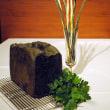 黒胡麻の手作りグリッシーニ / 黒胡麻パン