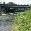 アユ釣り情報:柳の下の泥鰌・・・いや、橋の下の鮎は居なかった(涙)