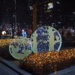 大晦日を迎えて華やぐソウルの街