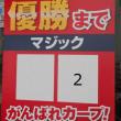 ズムスタ広島対横浜 12-4 コテンパー劇場 M2